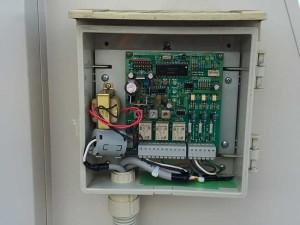 エアコン更新によるデマンドコントローラー付替え2